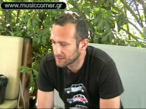 Ο Γιώργος Καραδήμος στο MusicCorner.gr
