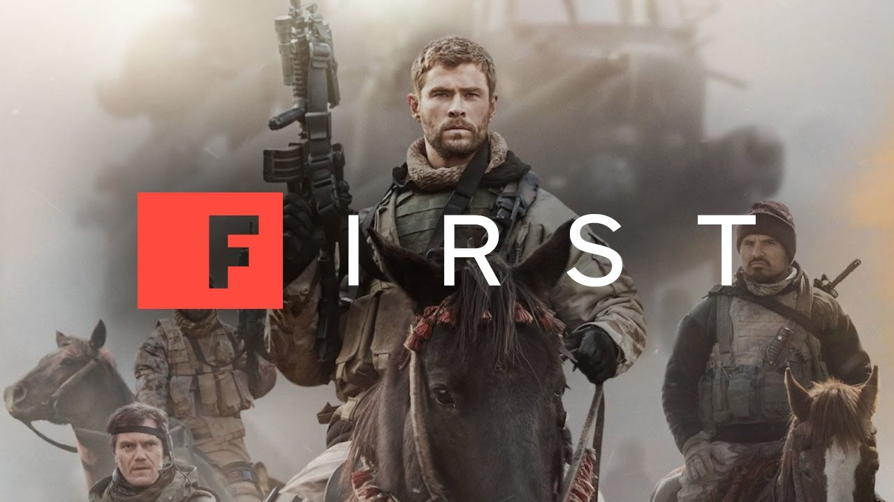12 Strong (Chris Hemsworth) – IGN First