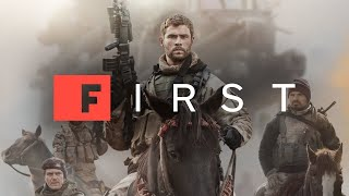12 Strong (Chris Hemsworth) - IGN First