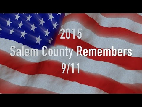 2015 Salem County Remembers 9/11