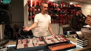 Verbos Electronics Presentation w/ Mark Verbos @ Perfect Circuit Audio