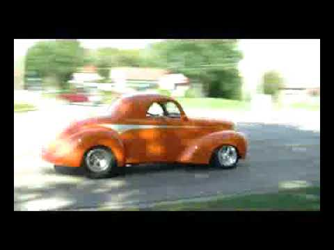 2016 Back to the Bricks Cruise Night #1 - August 17, 2016