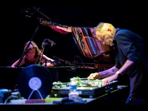 SOPHIE AGNEL / JOKE LANZ / MICHAEL VATCHER @ Festival Météo - Mulhouse, 2016