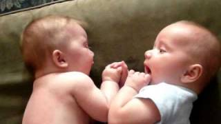 2010: Babies Talking to Each Other