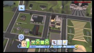 The Sims 3 Wii | Controls | Menus | Gameplay | Commentary