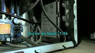 Impact de la fragmentation sur le boot - Défragmentation