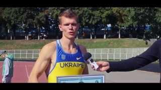 Рекорд Украины по бегу спиной вперед