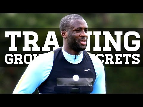 YAYA TOURE'S TRAINING GROUND SECRETS!
