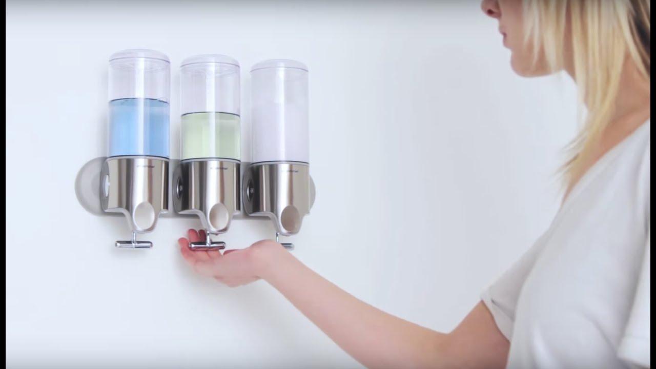 Soap Dispenser For Shower