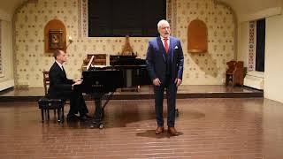 """Gustavo Ahualli - Giordano, Andrea Chenier""""Nemico della patria"""" -Grandi Voci Concerts"""