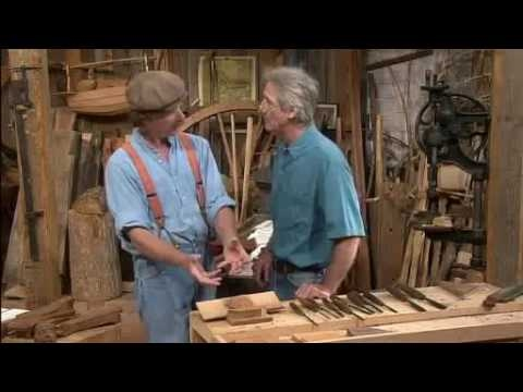 The Woodwright's Shop S28E05 Classical Carving
