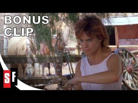 Dudes 1987  Bonus  2: Catherine Mary Stewart On Stunt Training