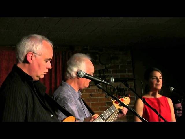 "Bob Warren performs live 'Maybe You're A Dreamer Too"" at Caffe Lena in Saratoga Springs, NY"