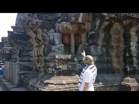Ангкор Ват обзорная экскурсия вдвоём.
