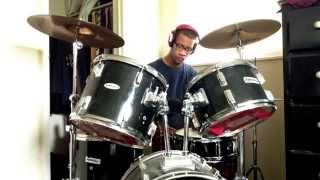 Andrae Crouch Featuring Marvin Winans - All Because Of Jesus (Reprise) (Drum Cover)
