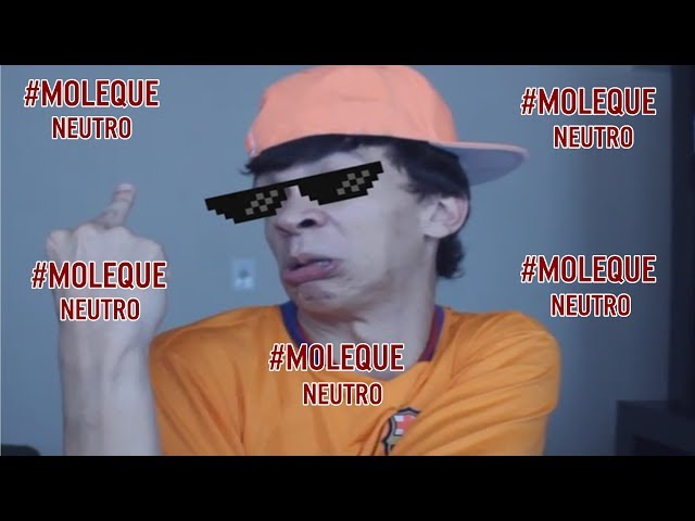 Clipe: Julio Cocielo Moleque Neutro...