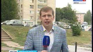 На улицах Кирова работает выездной пункт по вакцинации домашних животных(ГТРК Вятка)