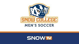 Snow College Mens Soccer: Snow vs. College of Southern Nevada 10-5-2019