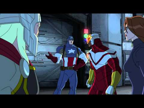 Marvel Avengers Assemble - Head to Head | Official Disney XD Africa