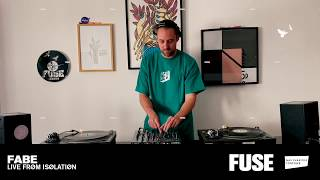 FUSE: Live From Isolation w/ Fabe