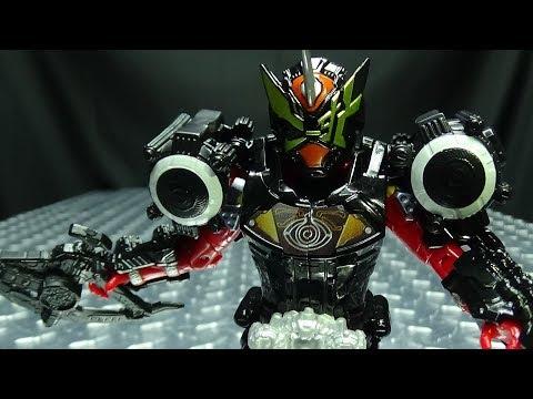 Kamen Rider Zi-O Rider Armor Series GHOST ARMOR: EmGo's Kamen Rider Reviews N' Stuff