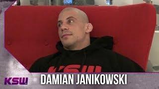 Baixar Damian Janikowski przed KSW 41: