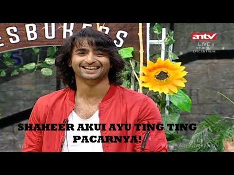 Wow Shaheer Sheikh Akui Ayu Ting-Ting Pacarnya! | Pesbukers | ANTV