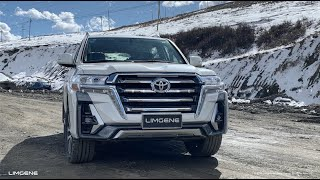 Facelift To 2020 Model & Uplift With LC 200 Pilot Edition
