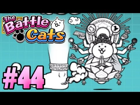 "The Battle Cats ""Evolutions"": The Bodhisattva Cat"