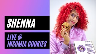 'Blue Memories' - Shenna Live at Insomnia Cookies