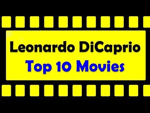 leonardo dicaprio movies list