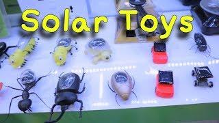 Electronic Market | Solar Toys | Hindi