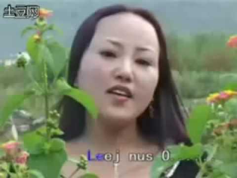 王丽天空黑暗的 Li Wang: Ntuj Tsaus Zuj Zus (MV) H