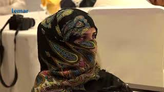 Gambar cover Sehrish Khan and Shan Yousafzai Mashup song Lemar TV Eid Show.