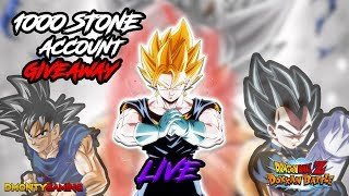 1,000 STONE GIVEAWAY ACCOUNT!! LETS SUMMON BOTH LR