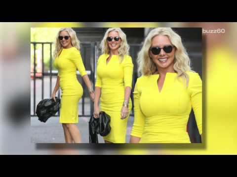 Carol Vorderman flaunts sensational curves as she clarifies naked Peter Stringfellow story from YouTube · Duration:  3 minutes 11 seconds