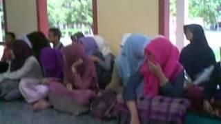 Batra dan Intra PII di SMK Moyudan Sleman ( Es Lilin PII )