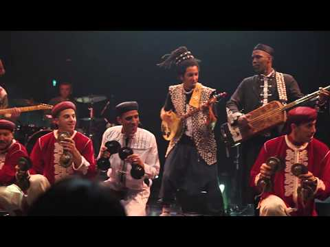 BEST OF DU GNAOUA FESTIVAL TOUR @BATACLAN PARIS 2017