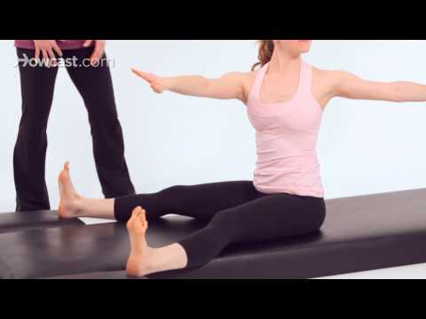 How to Do the Saw | Pilates Workout