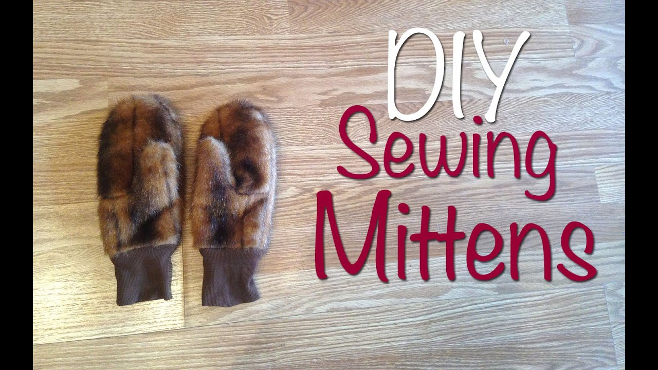 picture regarding Printable Mitten Pattern titled Do it yourself Mittens with Habit Sew Anastasia