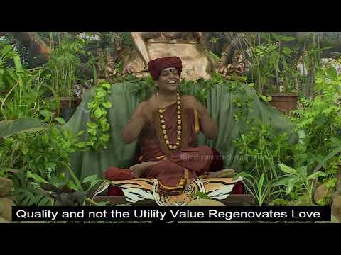 Quality Not the Utility Value Regenovates Love