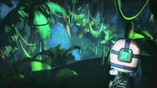 MySims Sky Heroes - Parodia Predator