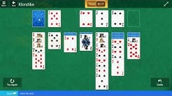 Easy\Klondike II - Solve the deck (II)