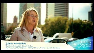 SUKCES ZACZYNA SIĘ W KOŹMIŃSKIM - Jolanta Kołodzińska