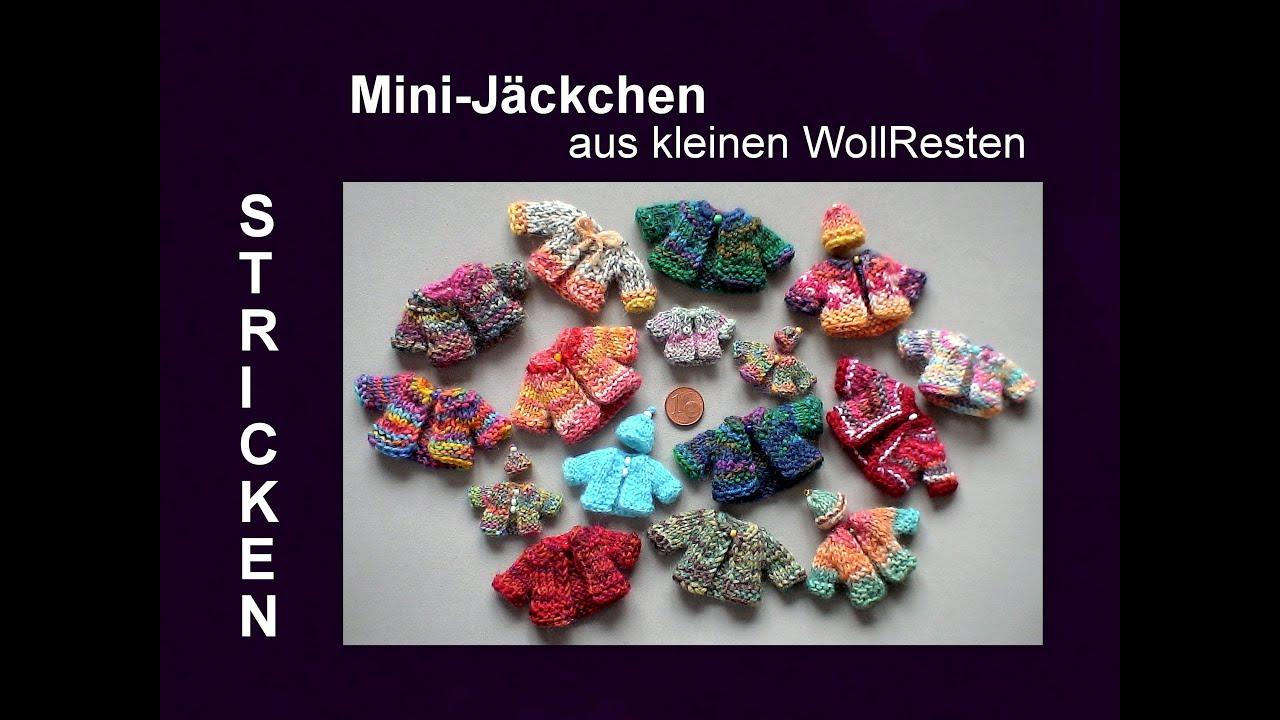 13.4 - Mini-Jäckchen - Vorschau auf geplanten Lehrgang - YouTube