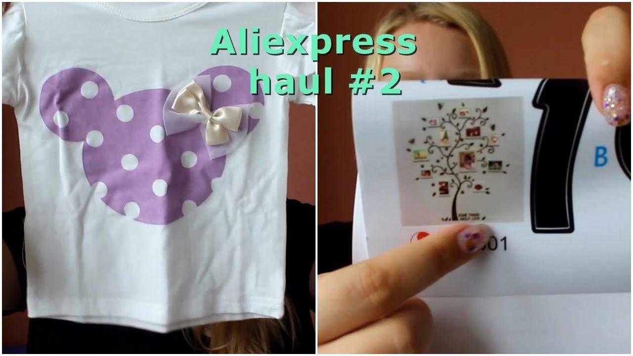 Aliexpress #2 | Haul