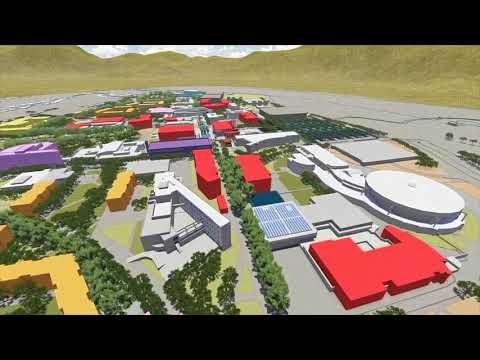 Cal State San Bernardino, San Bernardino Campus Master Plan