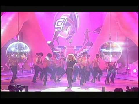 Geri Halliwell - Bag It Up live at Brit Awards 2000 HQ