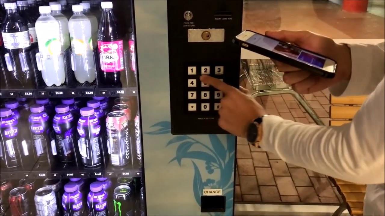 Vending Machine Hacks To Get Free Food