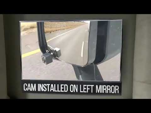 TOP DAWG ELECTRONICS 3 Cam Dash Cam System